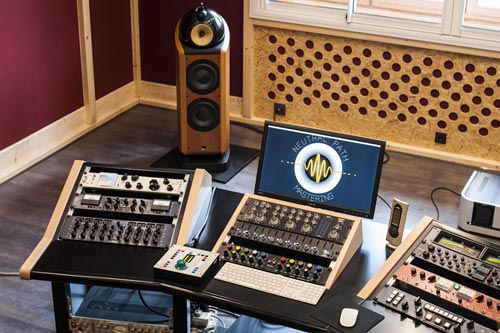 Studio de mastering Neutral Path